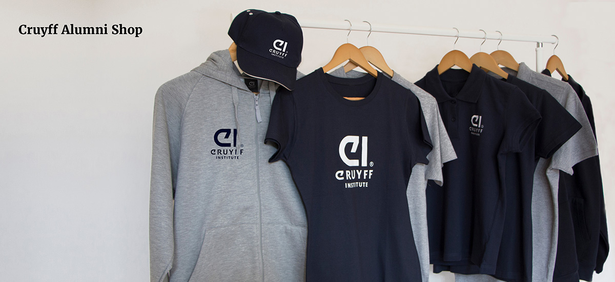Cruyff Alumni Shop - Alumni Cruyff Institute